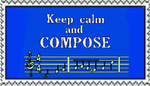 Compose Stamp JUMBO by ZeroFangirl-Mu