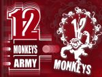 The 12 Monkeys Army - Final by type-e