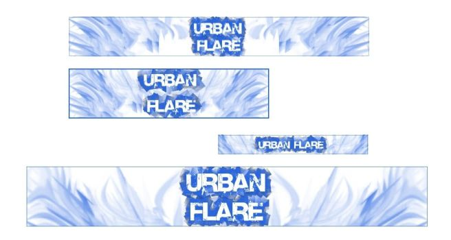 Urban Flare signatures by UrbanFlare