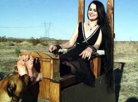 Gothic Soles Licked 2 by jason9800player2