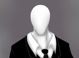 .:Slenderman:. by BunnyVirus