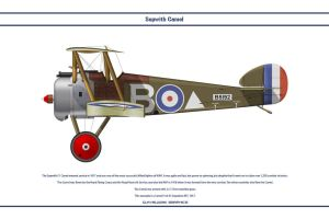 Camel GB 43 Sqn RFC by WS-Clave
