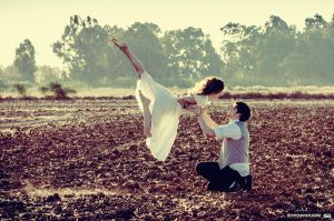 Levitate Me (Pre-Wed) by ShaySamia