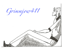Bleach - Grimmjow - Waiting by Grimmjow411