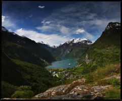 Geiranger by br3w0k