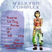 [Valkyrie-Complex] Maxine by Emeline93