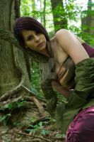 Lost in The Woods Photo Shoot 5 by Gibmee