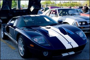 Ford GT by aheria