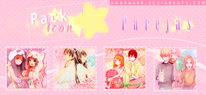 Pack Icons - Parejas by Haanakko