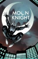 Moon Knight 3 variant by RyanStegman