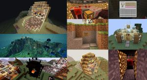 Trivial Minecraft - Map Download by InfN555