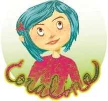 Coraline by mysteryming
