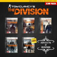 The Division ICONS PACK by archnophobia