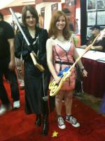 Xion and Kairi at Megacon 2012 by TheLegendofEevee