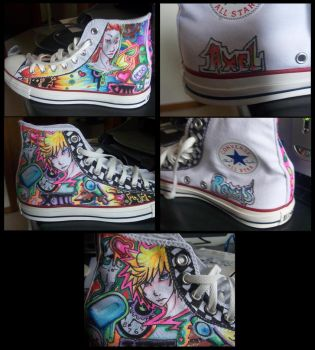 KH SHOES by is-teh-lurvz