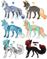 retry adopts { canines } { ota by OneOfTheNight