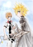 KH: The same way by RoXas-1988
