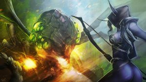 Heroes of the Storm !!! by Razaras