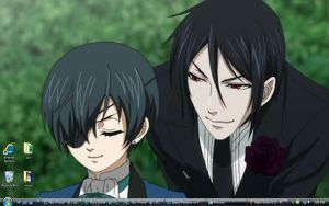 Black Butler II Desktop 13 by naga07