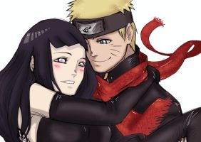 NaruHina The Last by Stray-Ink92