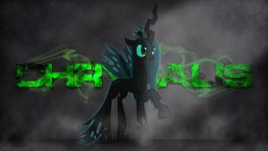 The Changeling Queen by PCS4DDT