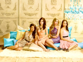 Pretty Little Liars by rebeldegirl17