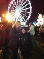Safaa and Perrie's mum by LittleMixFans
