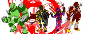 Dread Knights Ver 2.0 by Eternal-Shadow-S