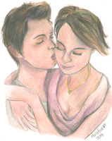 The Fault in our Stars by f-innick