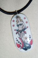 sailor jerry tattoo necklace by frozensky86
