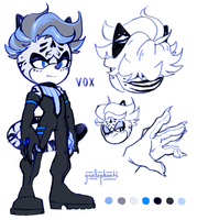 Vox Ref by gisellephants