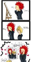 KH2: AkuRoku Day by Genesisi
