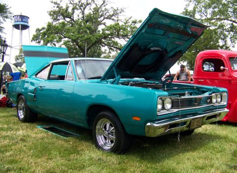 Dodge Super Bee by PhotoDrive