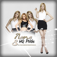 Nana [AfterSchool] PNG PACK by DesignCreationsOffi