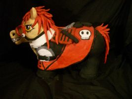 MLP Grell 2 by silent-assassin-XIII