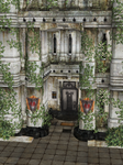 Dragon Age 2 - Front of Hawke's house by Mageflower