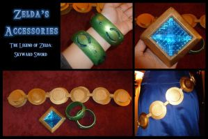 Zelda's Accessories by Linksliltri4ce