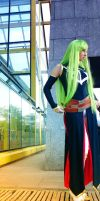 Code Geass: C.C. by Lika-Lu