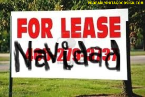for  lease Navidad by zame328