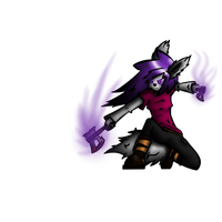 Vio (Transparent) by Greenlightnin93