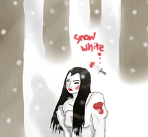 Blood of snow white by Maivory