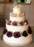 Wedding Cake Final--Finally by TubaQueen