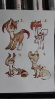 Little coffee designs :3 by TamilaB