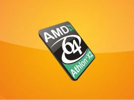 Athlon64 X2 4400+ OrangeLeft by Chico47