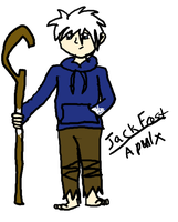 [REQUEST] Jack Frost by Dustyfootwarrior