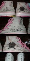 xxx holic shoes by elfy016