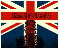 Up The Irons by Knightmare-san