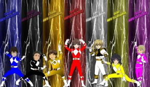 Anime Zordon Era MMPR2 for Andr-uril by rangeranime