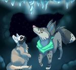 Cave by Messenger-Pigeon