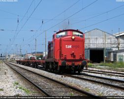 Takargo's English Electric 150512 by Comboio-Bolt